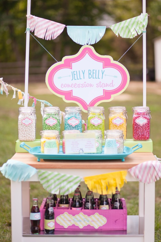 Jelly Belly Stand